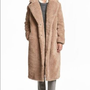 H&M Jackets & Coats - H&M 🐻 coat